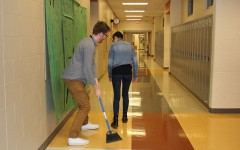 Tardy Sweeps Clean Up Battle High