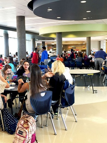 Healthier Meals in the BHS Cafeteria
