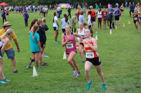 Cross Country First Meet