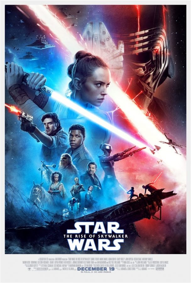Star Wars: Rise of Skywalker movie review
