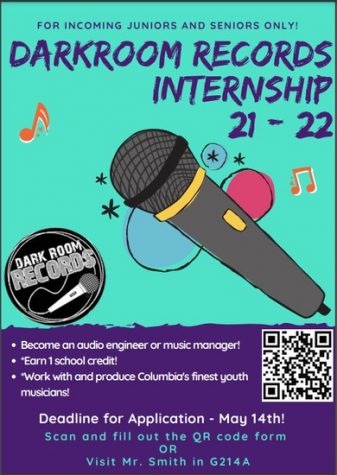 Darkroom Records Internship